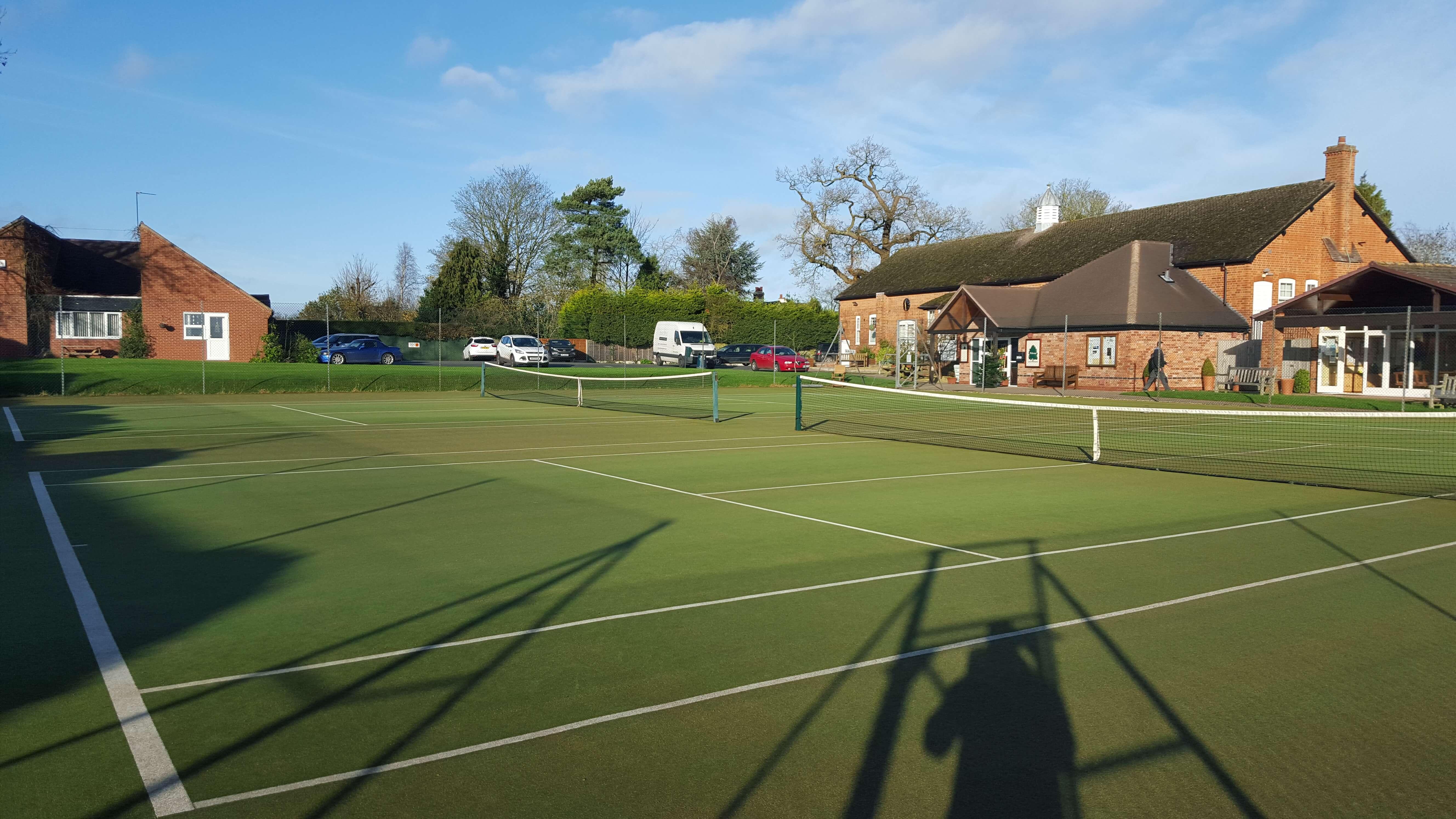 David Corrall – Claverdon Lawn Tennis Club