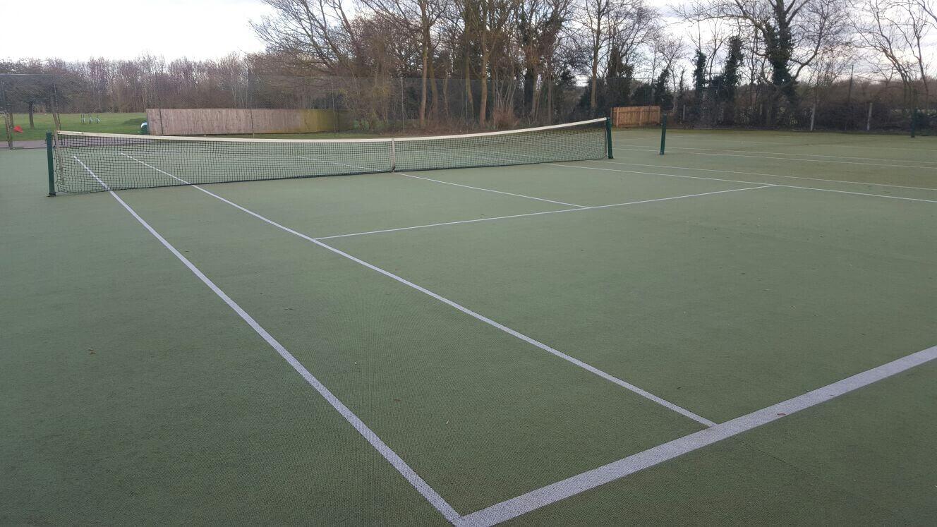 William McCracken, Chairman – Long Itchington Tennis Courts Association