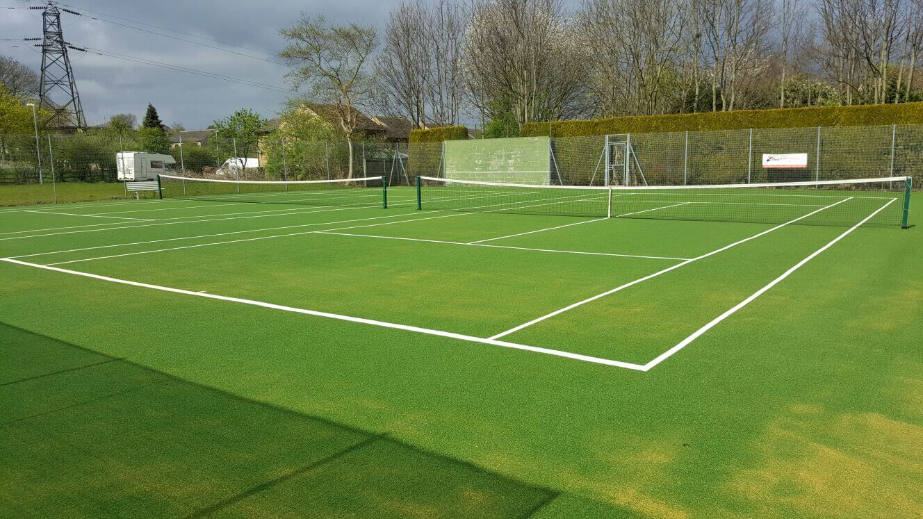 Gary Meynell, Chairperson – Liversedge Tennis Club